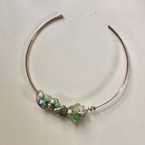 OOAK Choker Necklace